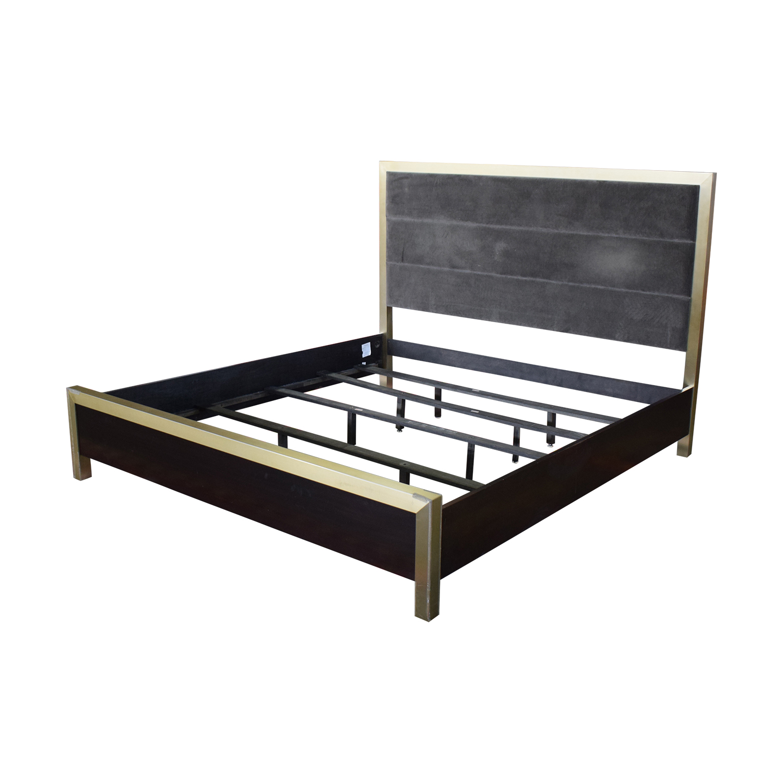 Macy's Jameson King Bed Frame sale