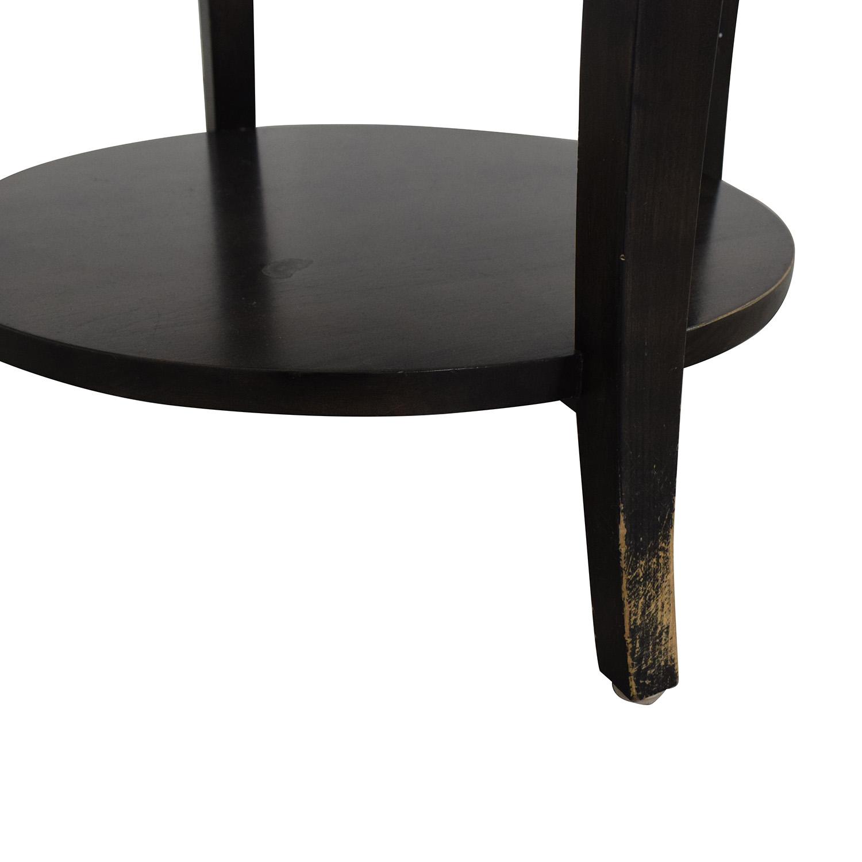 buy Crate & Barrel Crate & Barrel Glass Coffee Table online