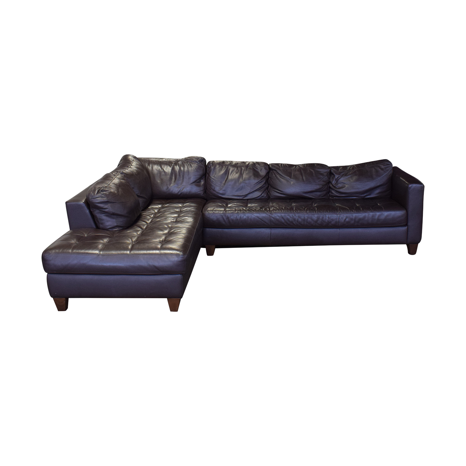 shop Natuzzi Editions Leather Sectional Natuzzi Sofas