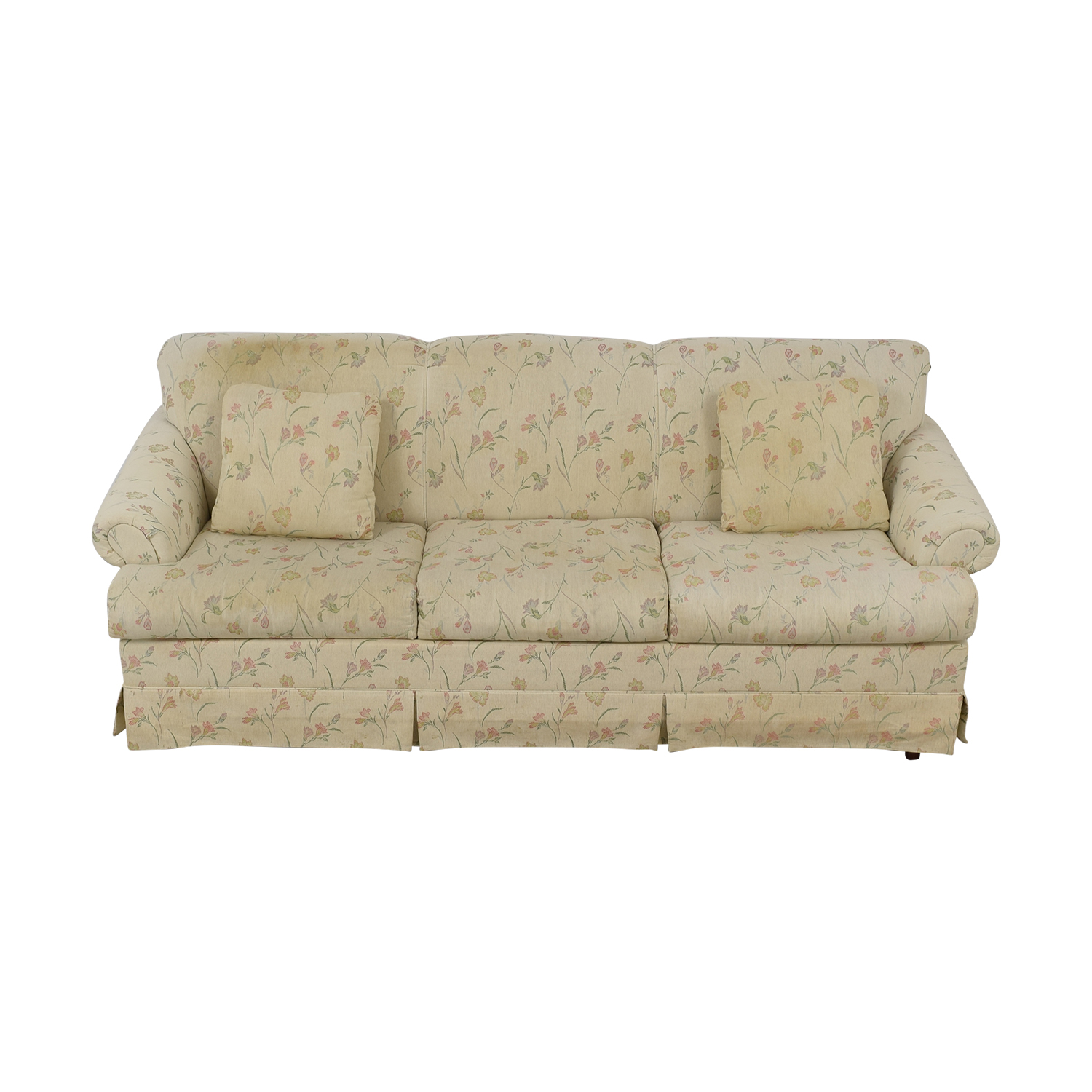 Stearns & Foster Stearns & Foster Queen Convertible Fashion Sofa