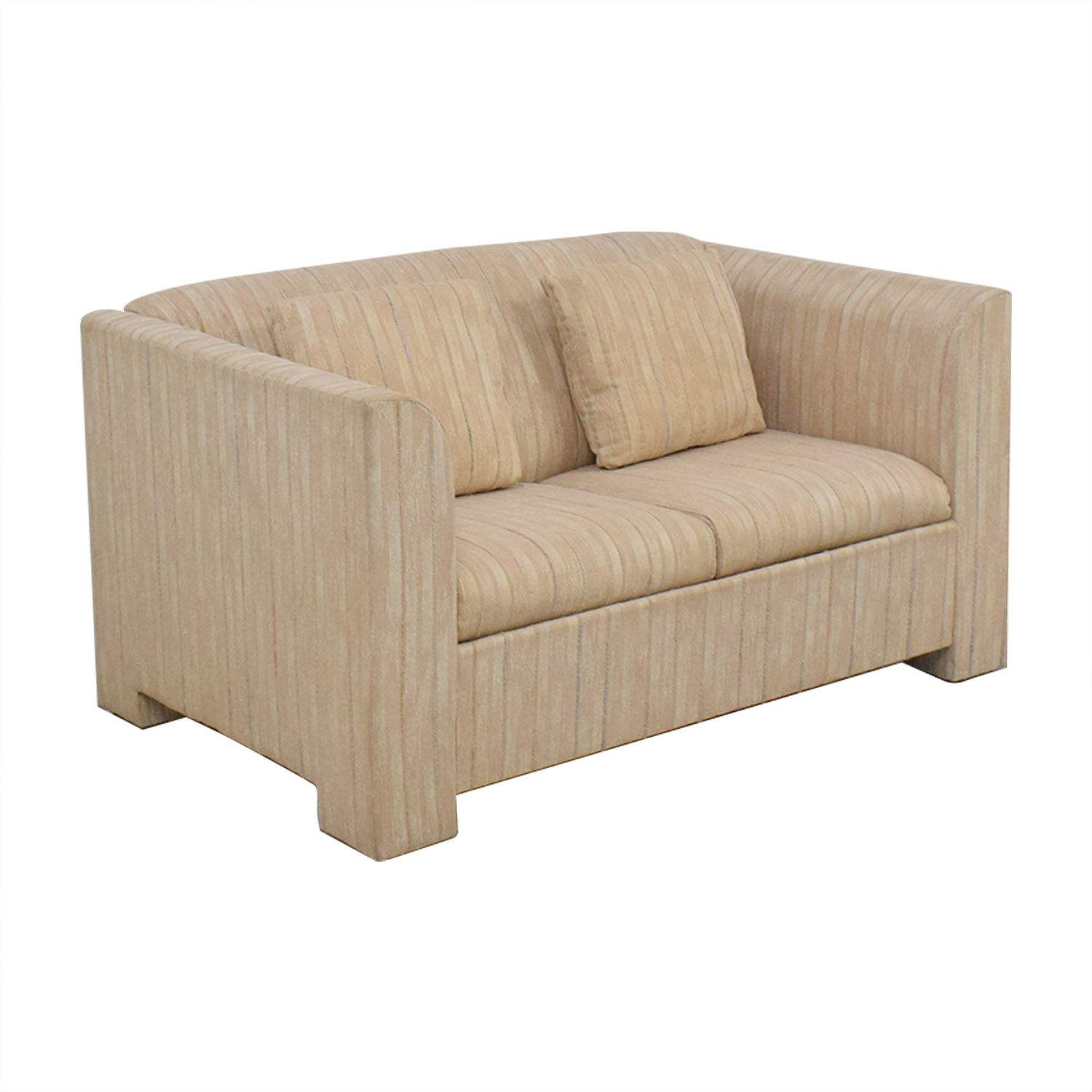 Sealy Furniture Twin Sleeper Loveseat sale