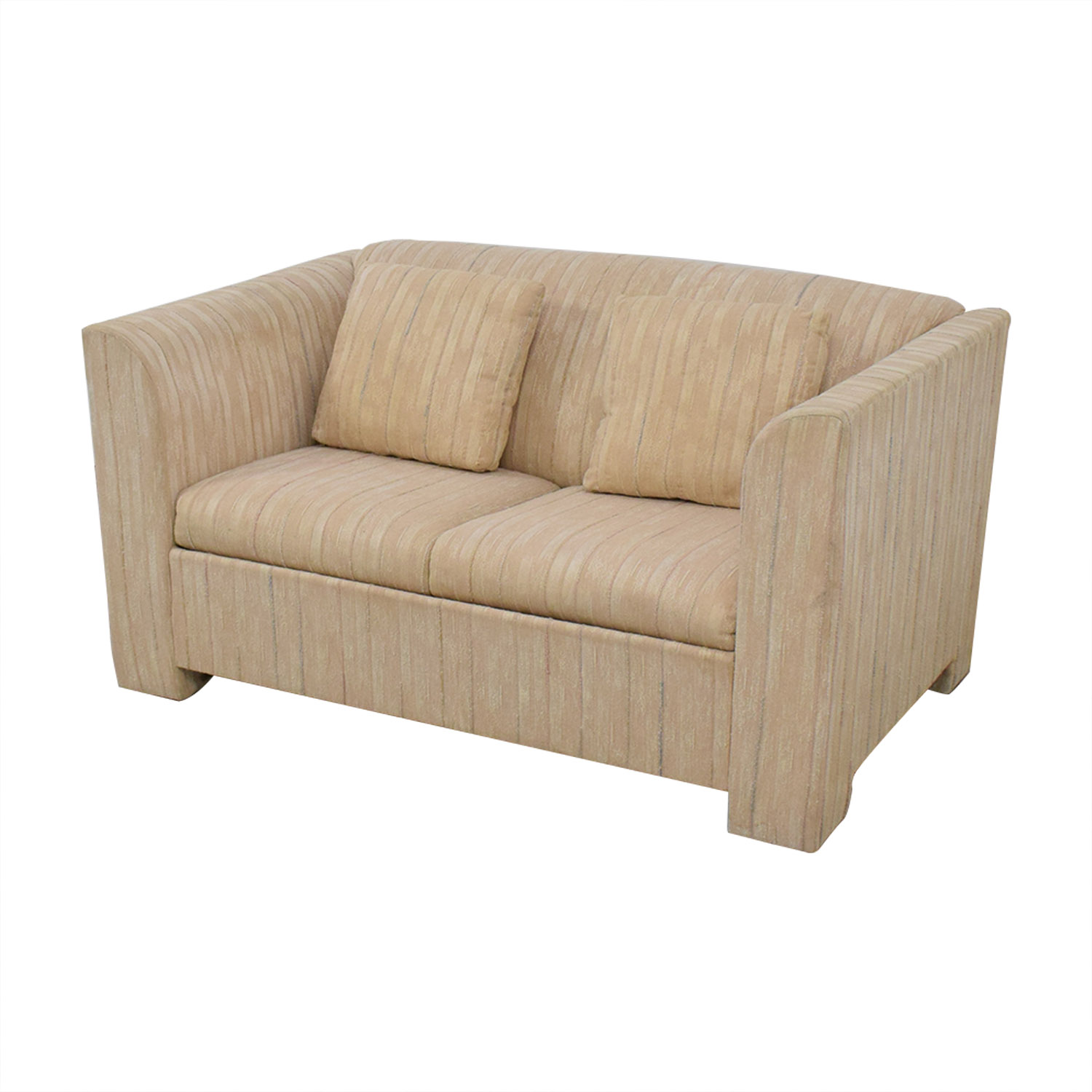 Sealy Furniture Twin Sleeper Loveseat / Loveseats