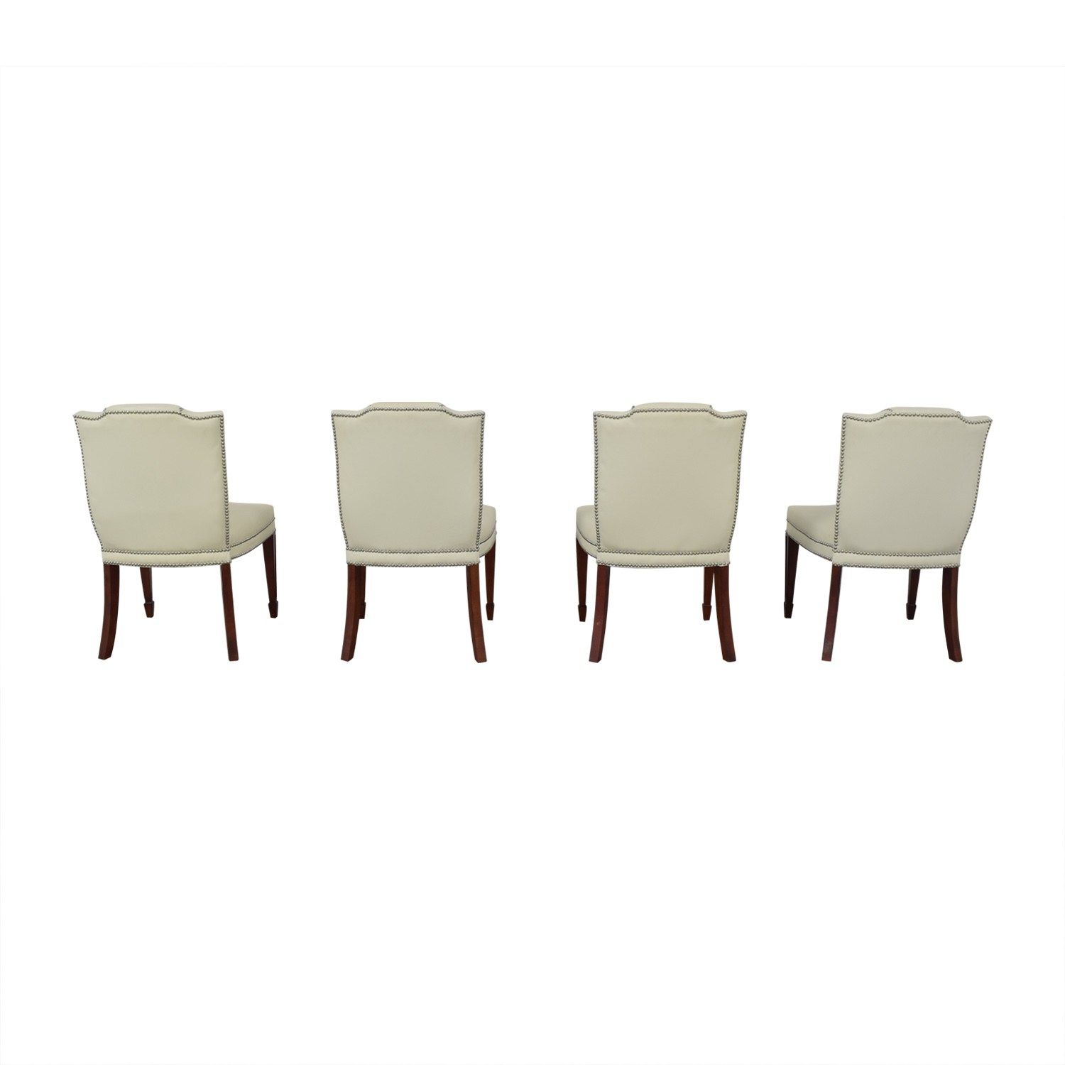 shop Global Views Atlanta Dining Chairs Global Views Dining Chairs