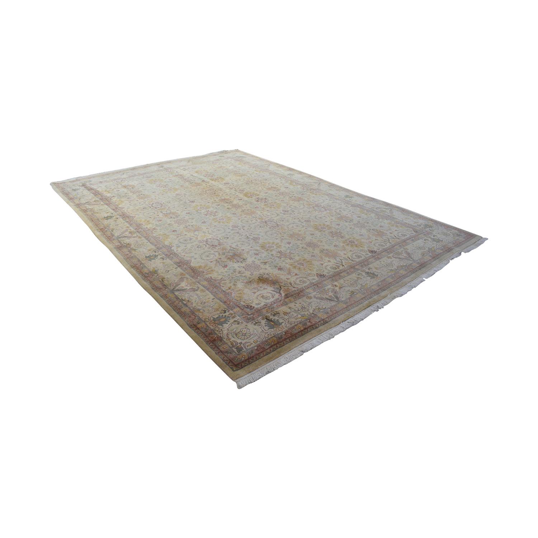ABC Carpet & Home ABC Carpet & Home Decorative Rug dimensions