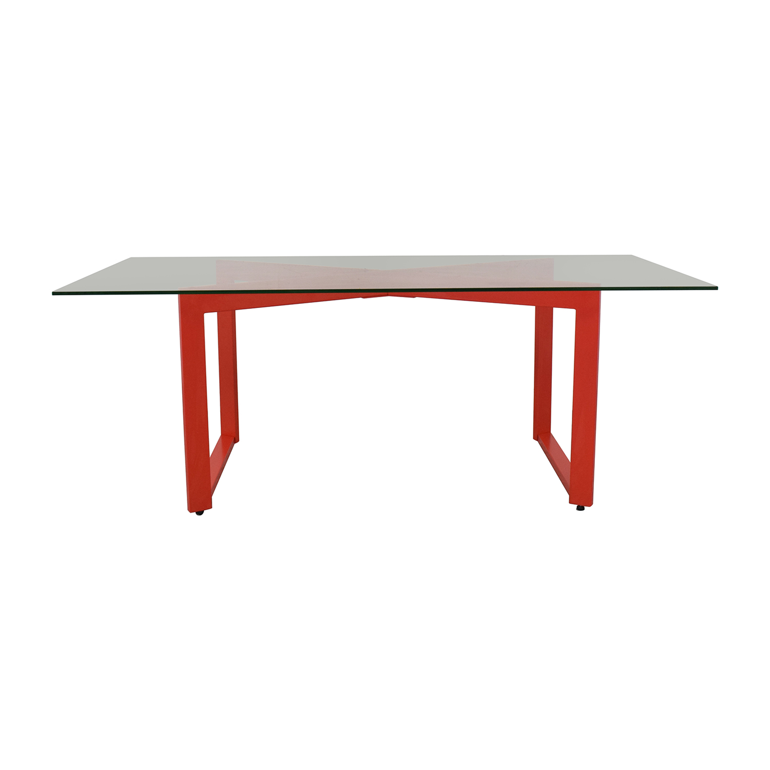 buy CB2 CB2 Glass Dining Table online