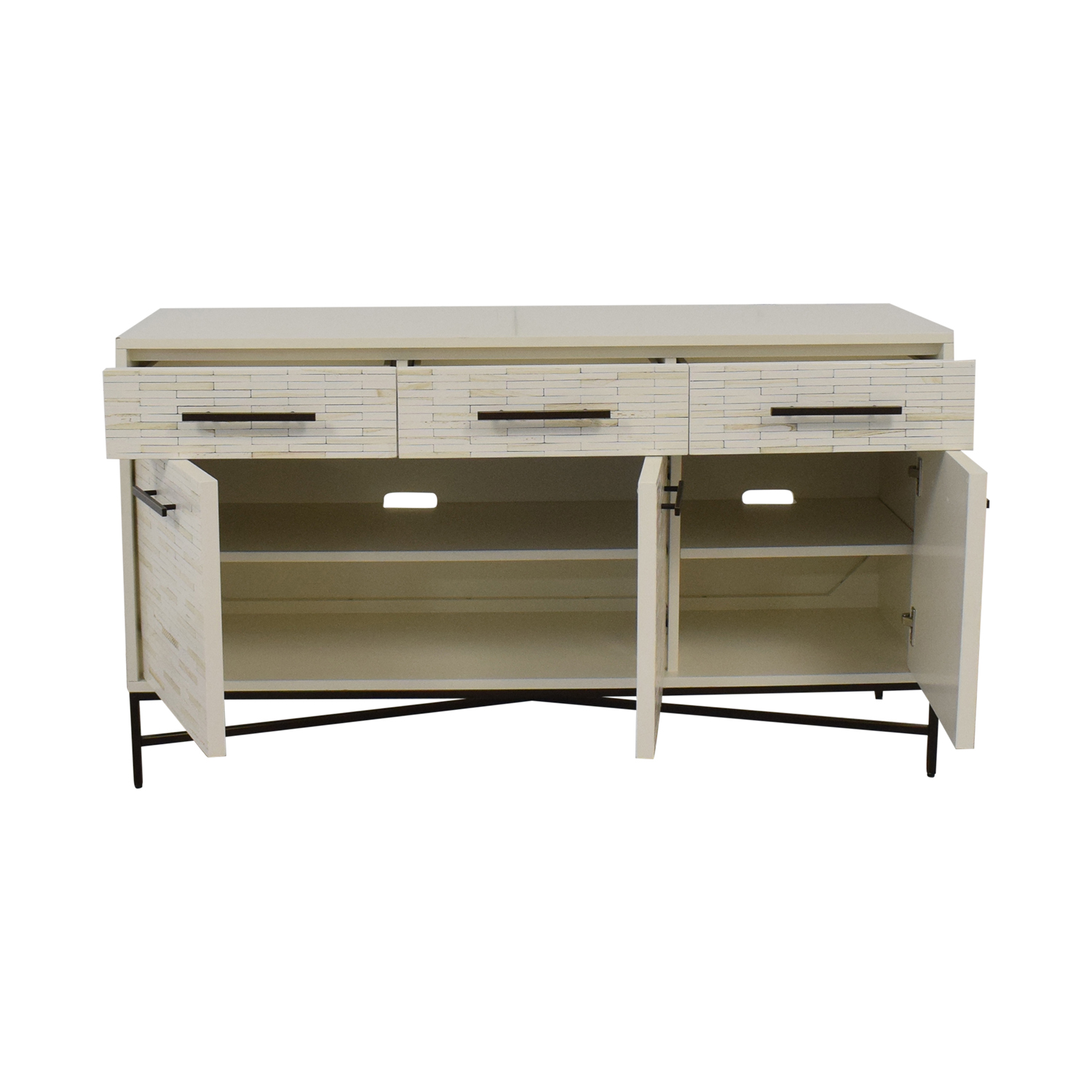 West Elm West Elm Tiled Media Console price