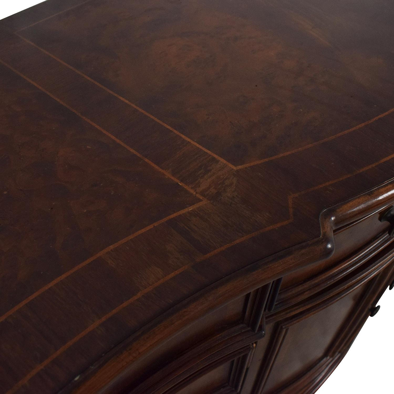 Vintage Twelve-Drawer Dresser