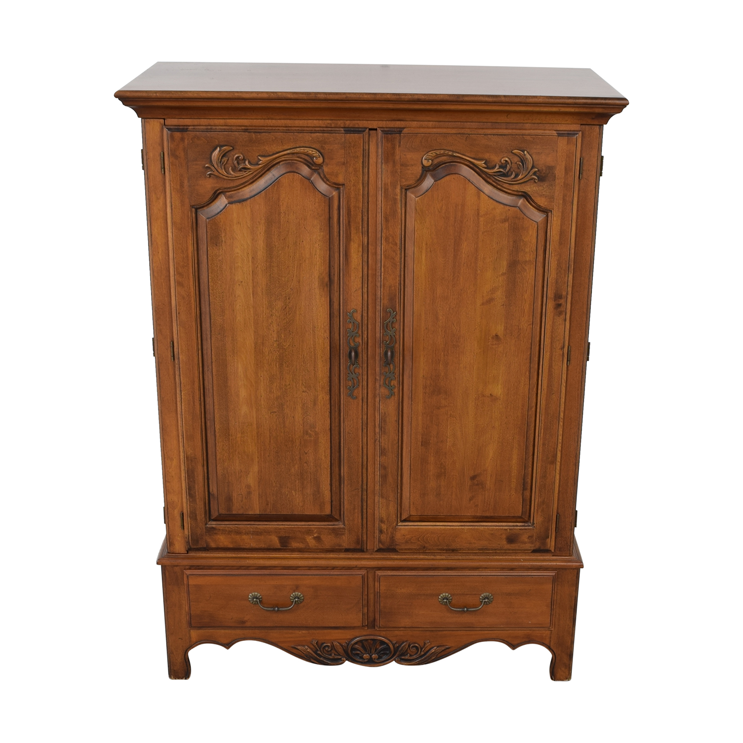 Ethan Allen Media Cabinet Armoire sale