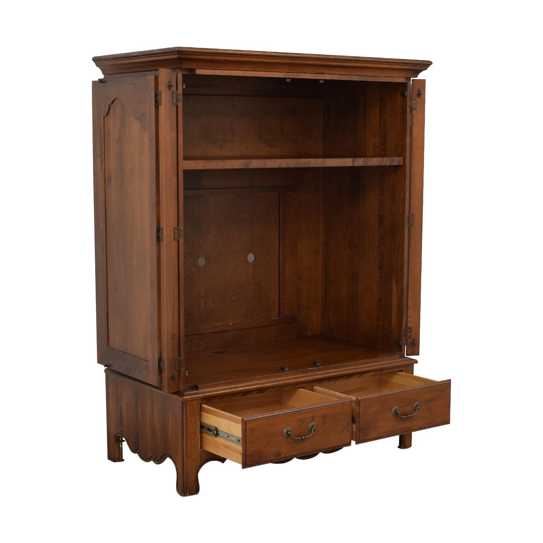 Ethan Allen Ethan Allen Media Cabinet Armoire used