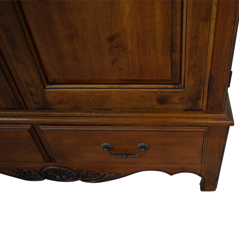 Ethan Allen Ethan Allen Media Cabinet Armoire on sale