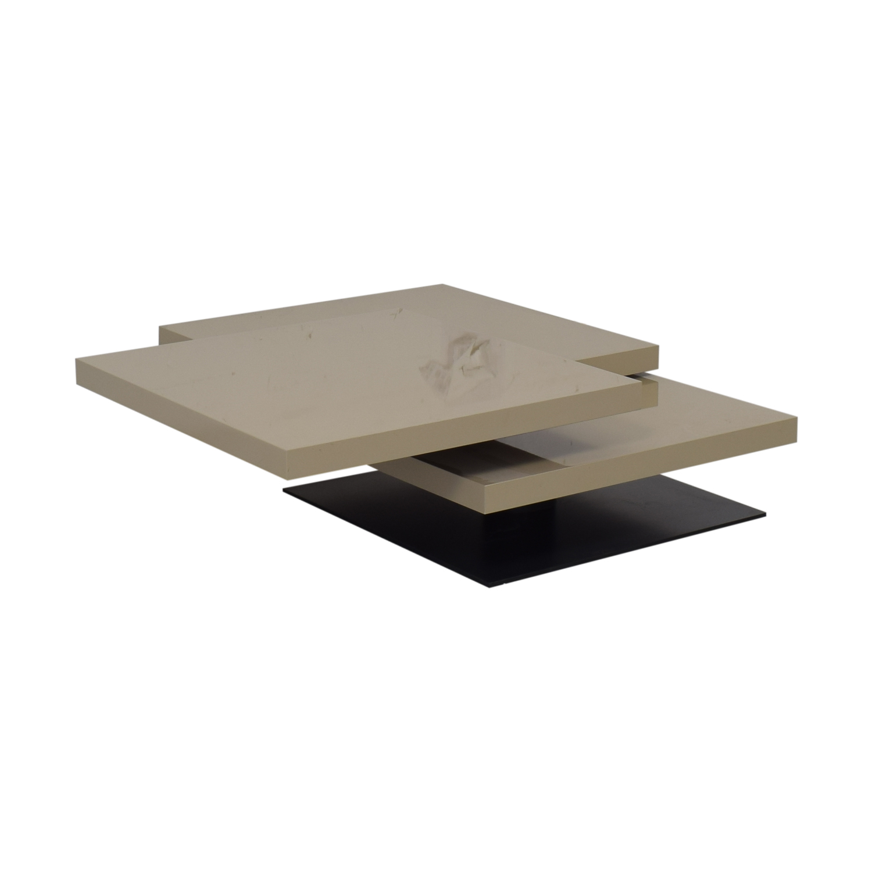 Ligne Roset Custom Strates Coffee Table sale
