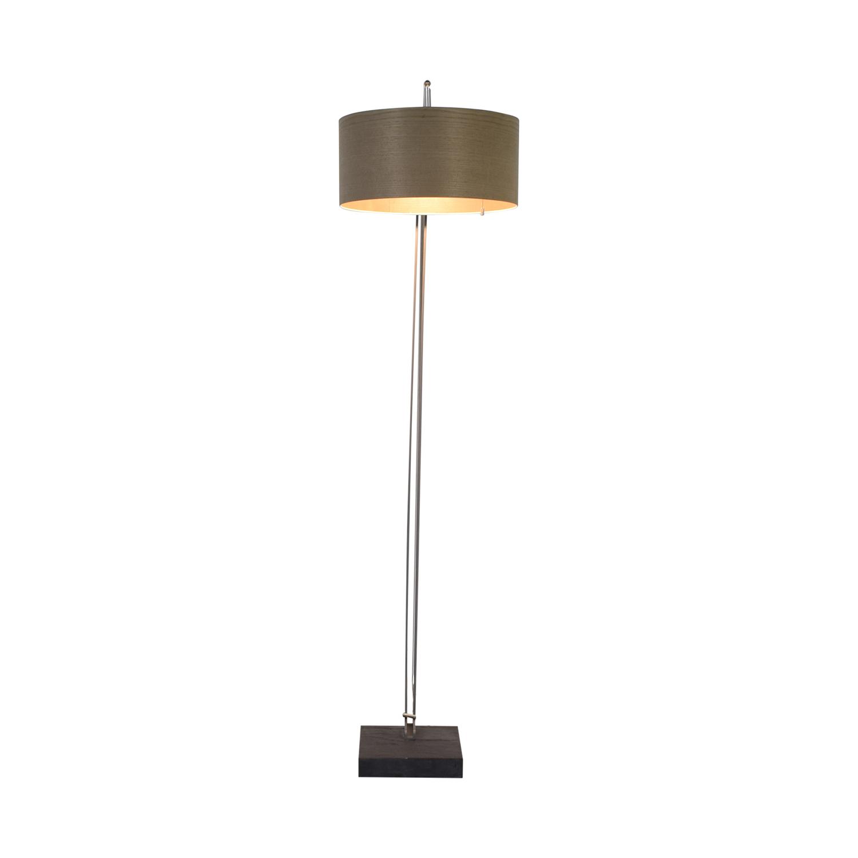 Ligne Roset Ligne Roset Floor Lamp silver