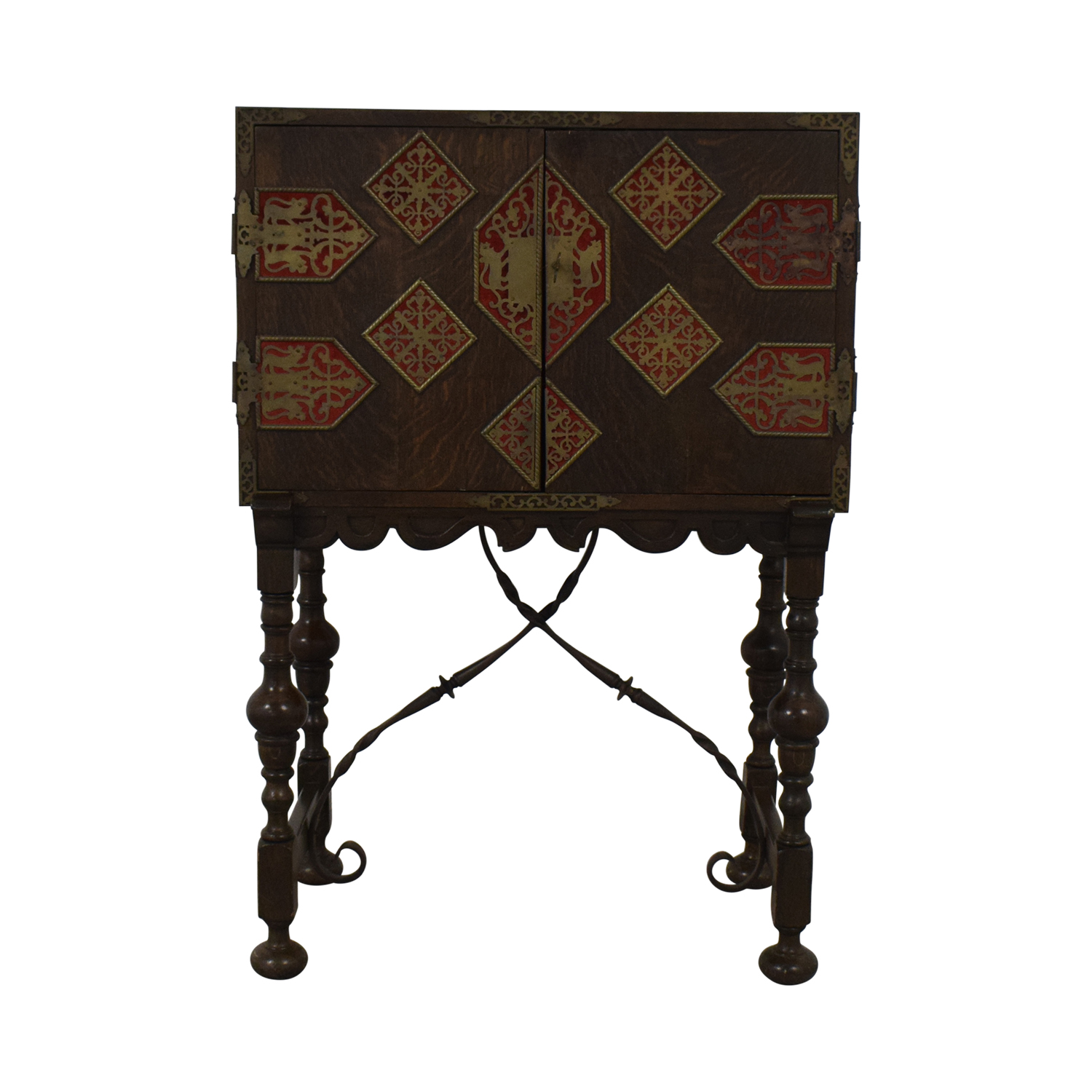 shop  Antique Spanish Storage Cabinet online