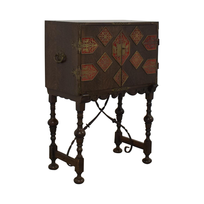 Antique Spanish Storage Cabinet for sale