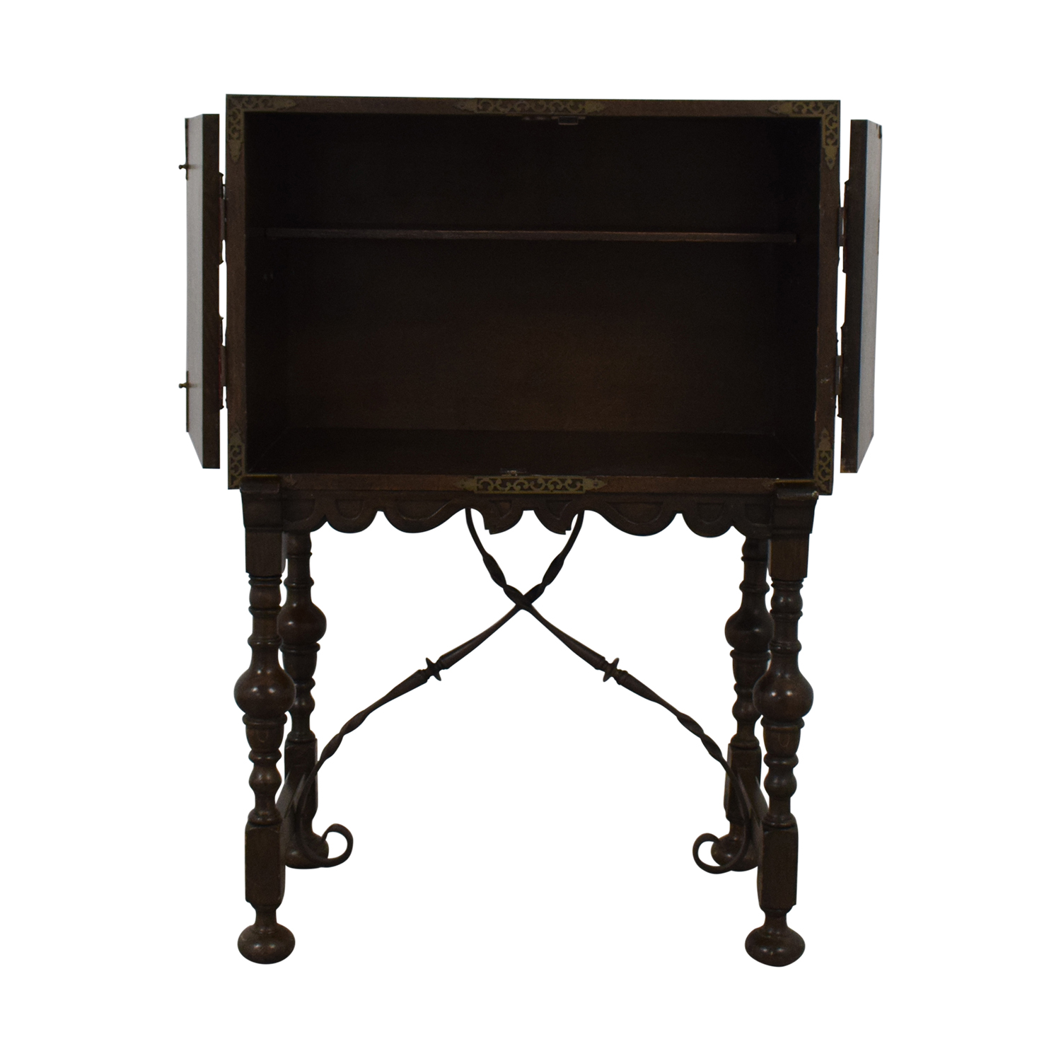 buy Antique Spanish Storage Cabinet  Cabinets & Sideboards