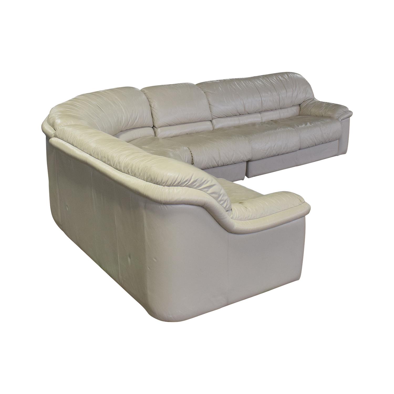 Natuzzi Natuzzi Sectional Couch nyc