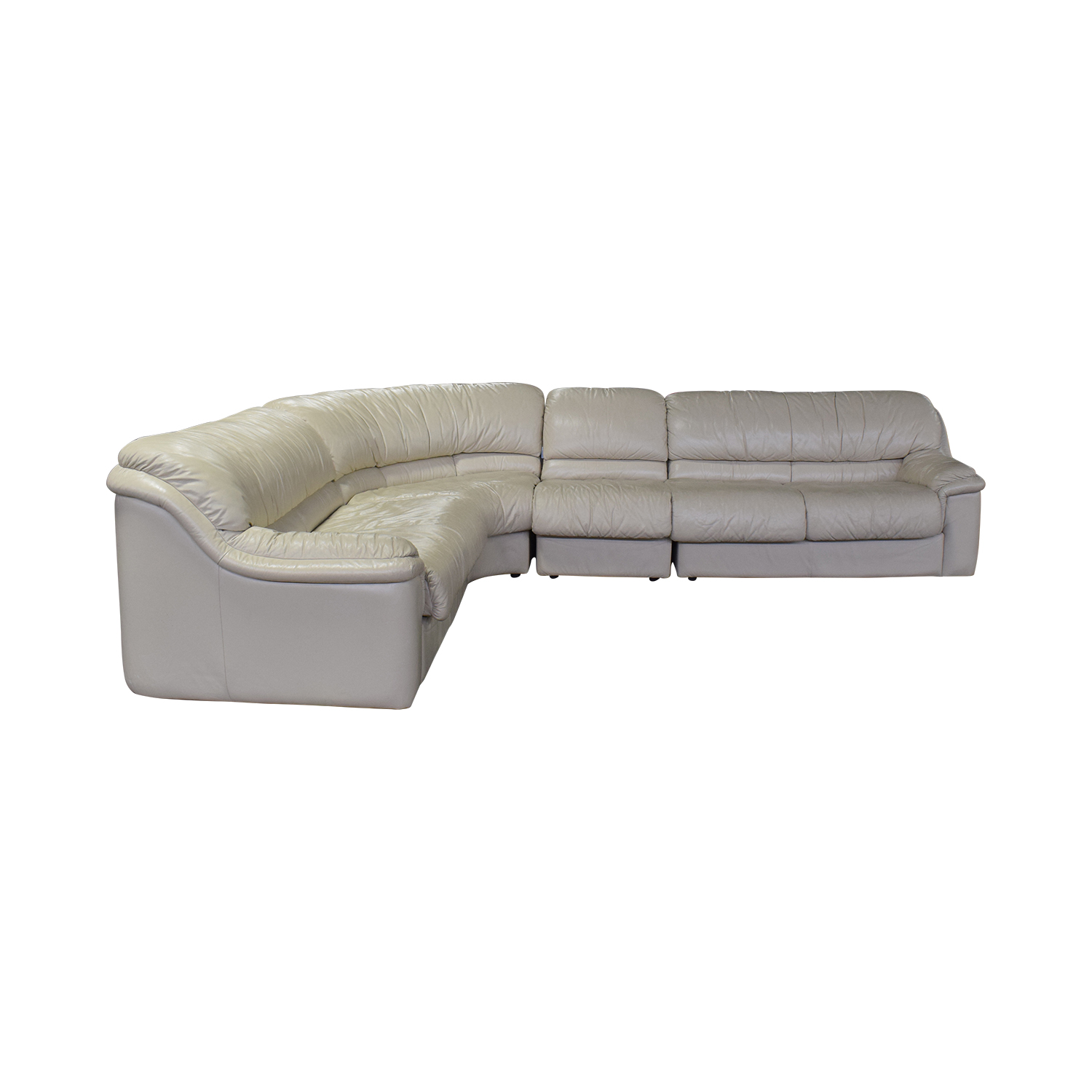 Natuzzi Sectional Couch / Sectionals