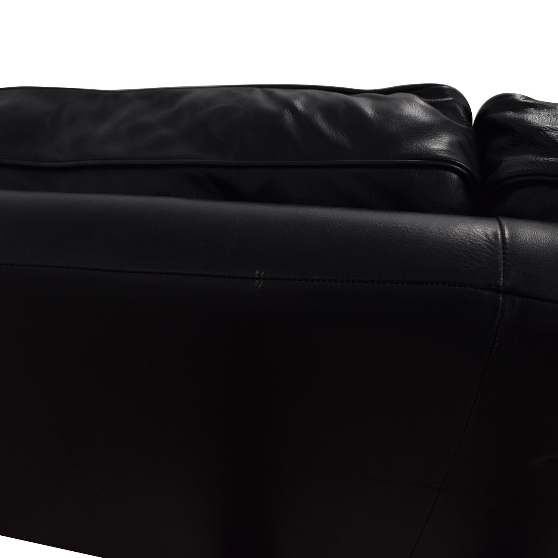 Natuzzi Natuzzi Leather Sofa coupon
