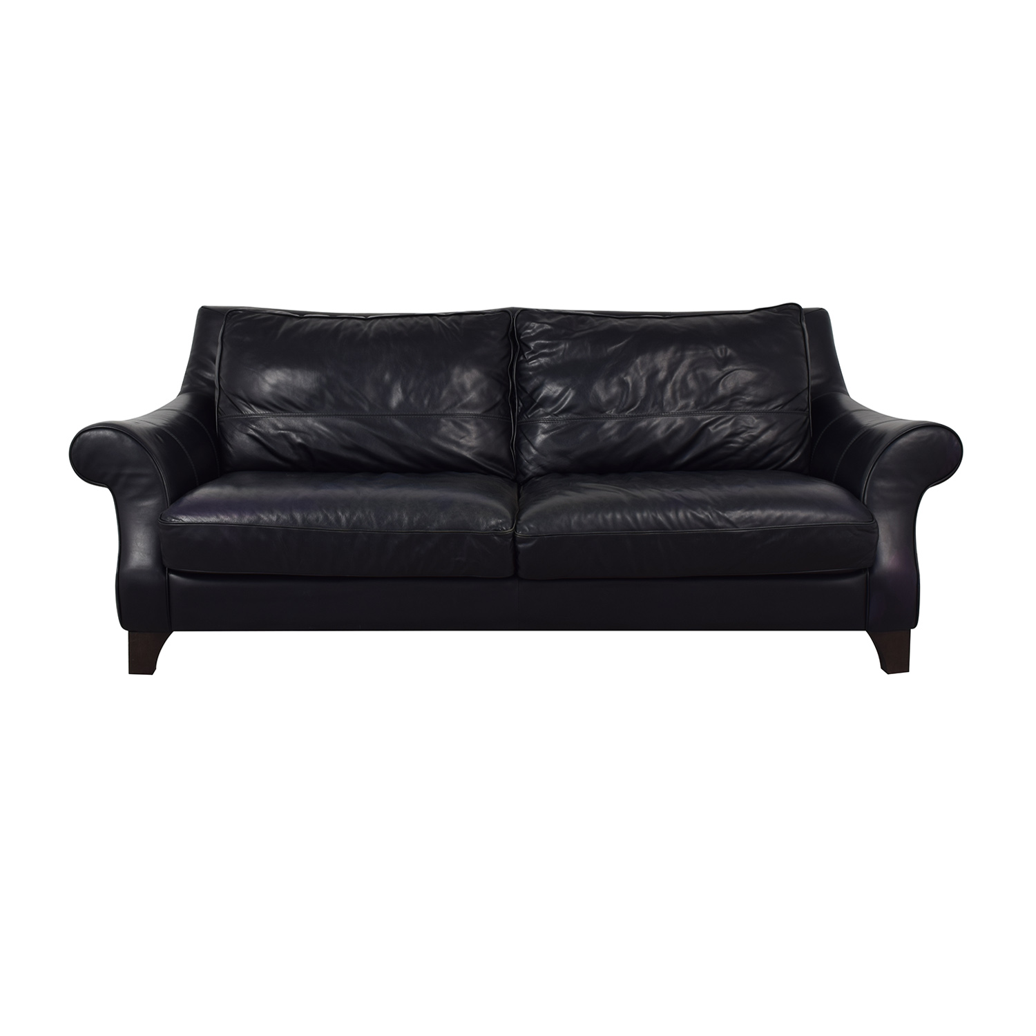 Natuzzi Natuzzi Leather Sofa coupon