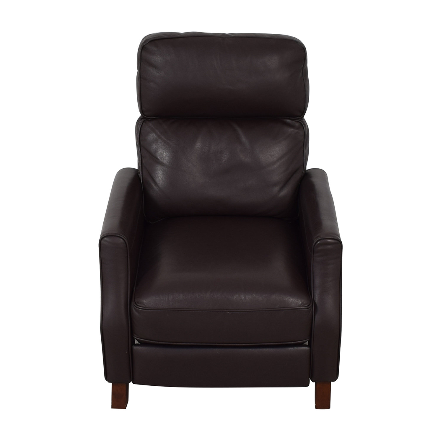 Macy's Macy's Leather Recliner Chairs