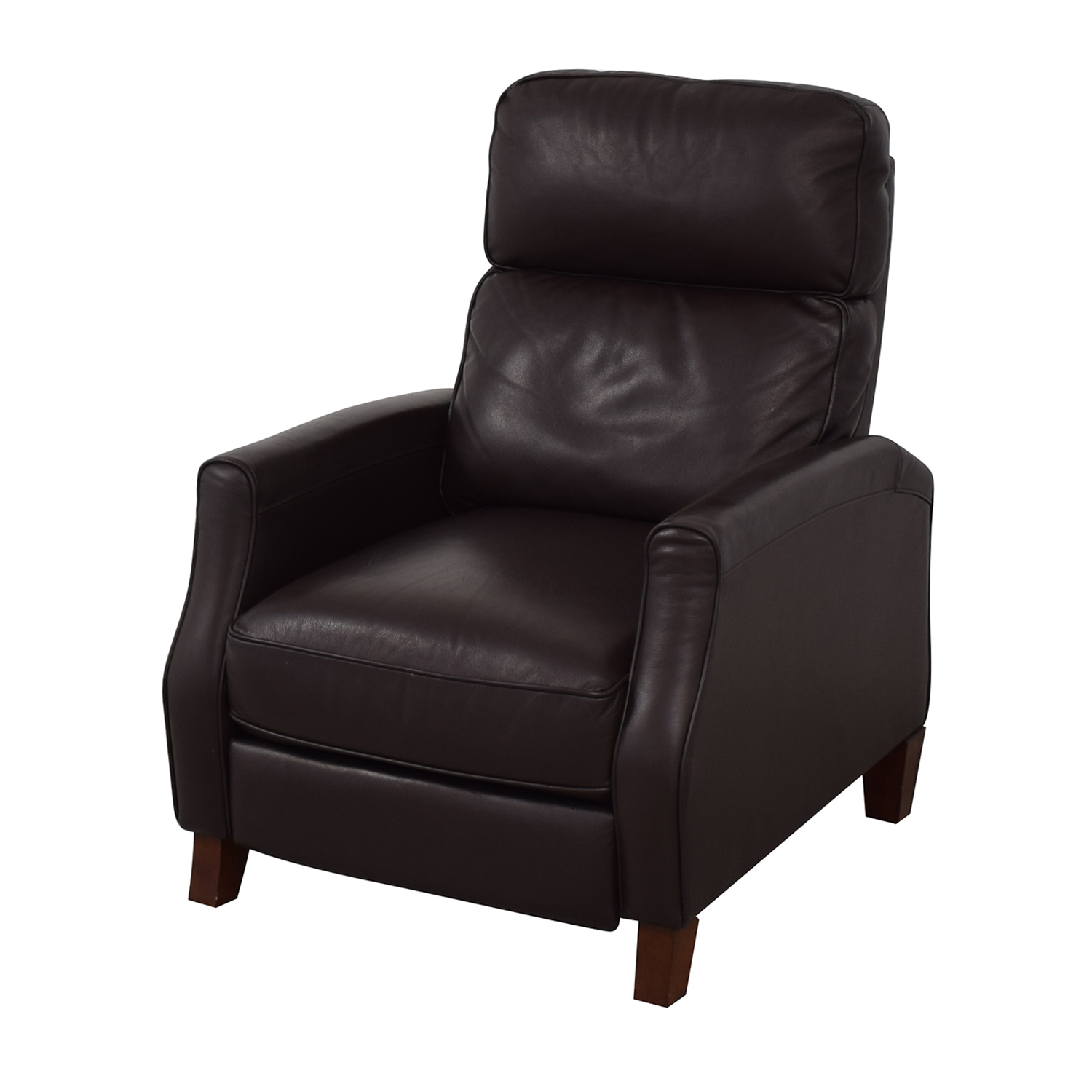 Macy's Leather Recliner / Recliners