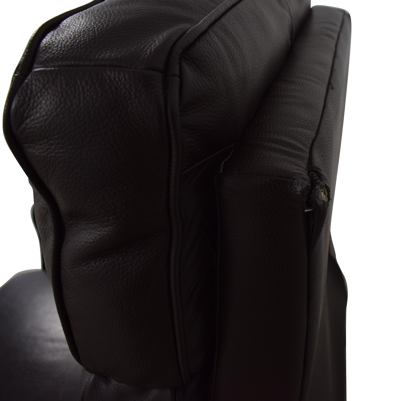 Macy's Macy's Leather Recliner