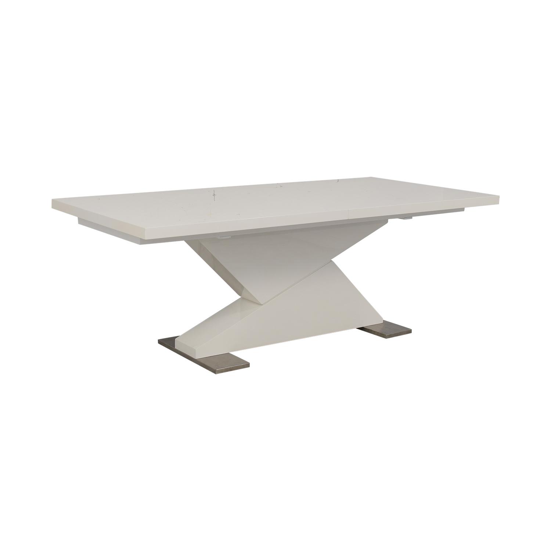 buy VIG Modrest Bono Z Modern Dining Table VIG Tables