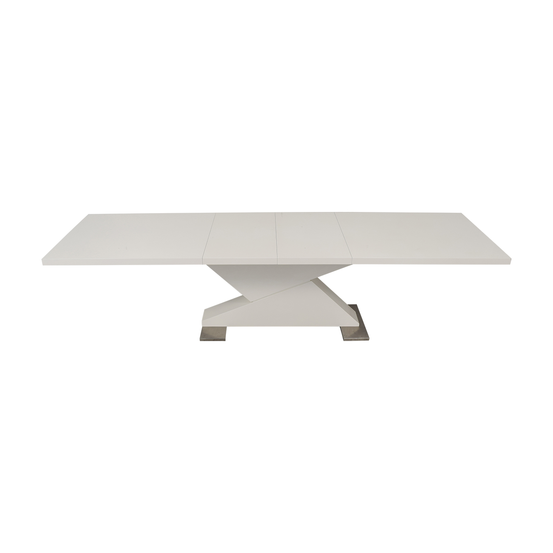 VIG VIG Modrest Bono Z Modern Dining Table dimensions