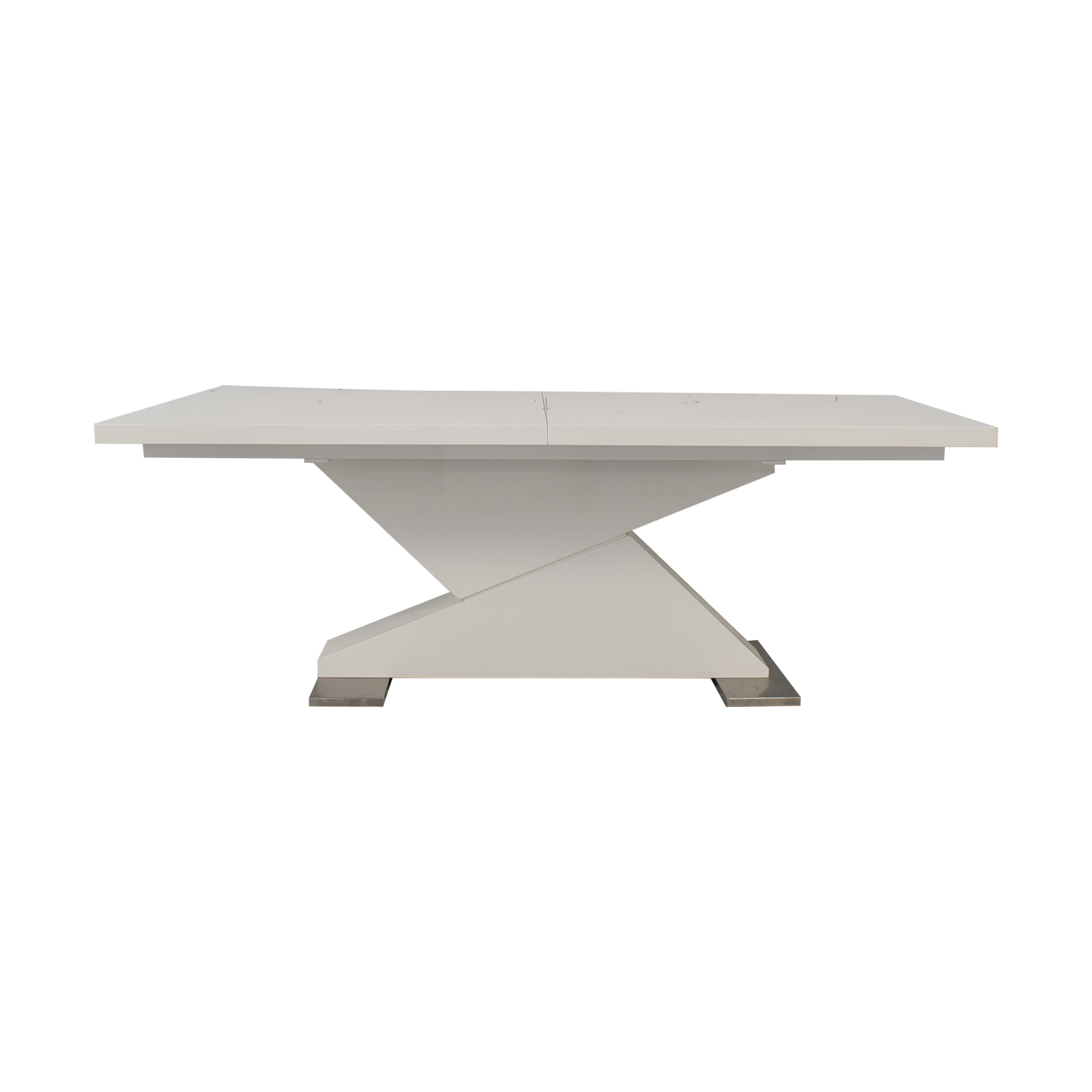 63 Off Vig Modrest Bono Z Modern Dining Table Tables