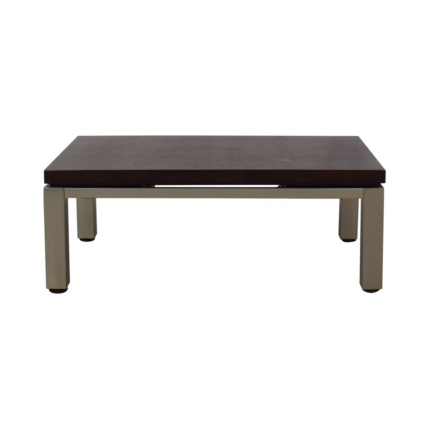 Lift Top Coffee Table dark brown