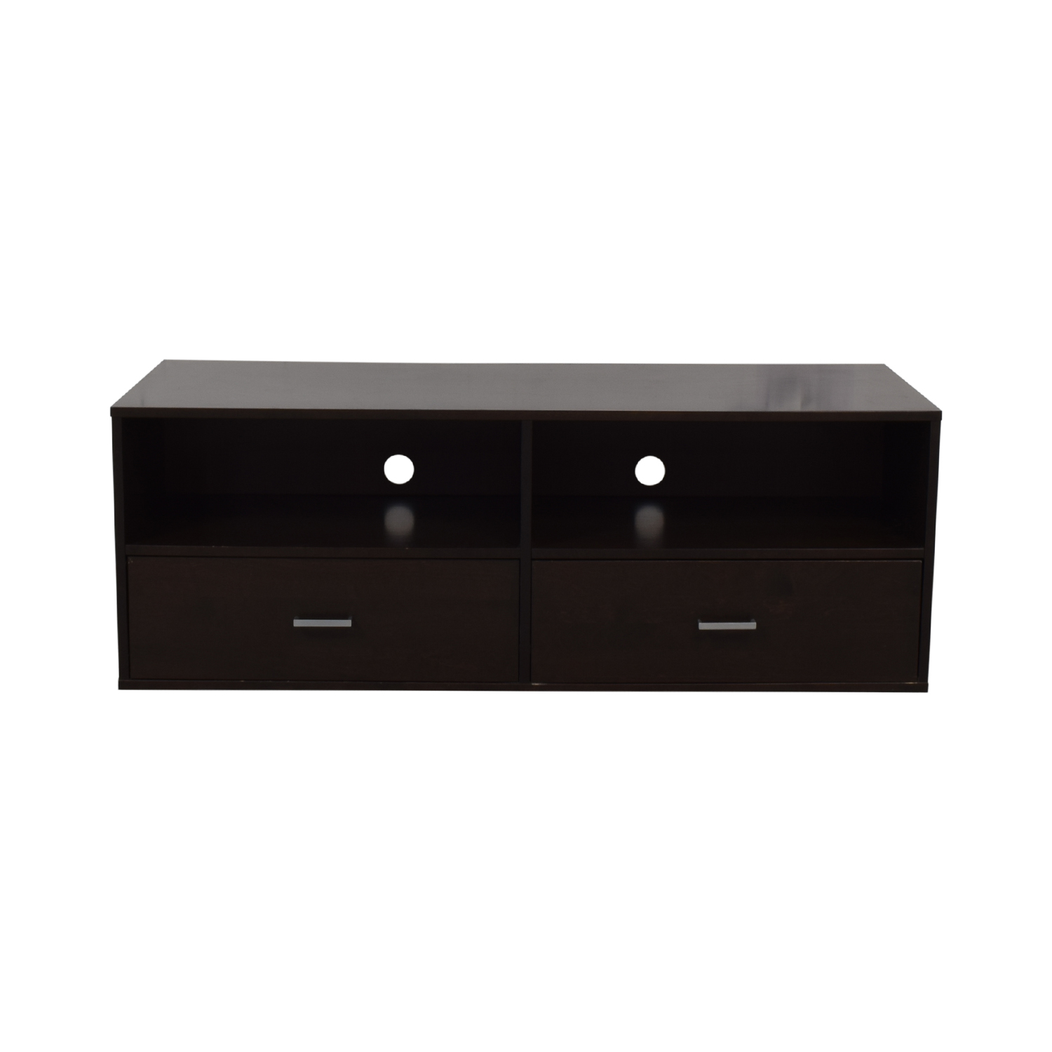 West Elm West Elm Two-Drawer TV Stand Media Units