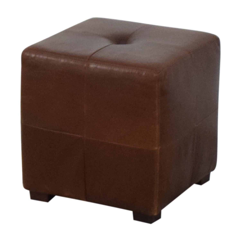 Pottery Barn Pottery Barn Sullivan Ottoman Chairs
