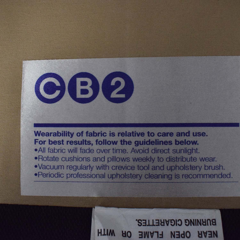 shop CB2 CB2 L-Shaped Sectional online