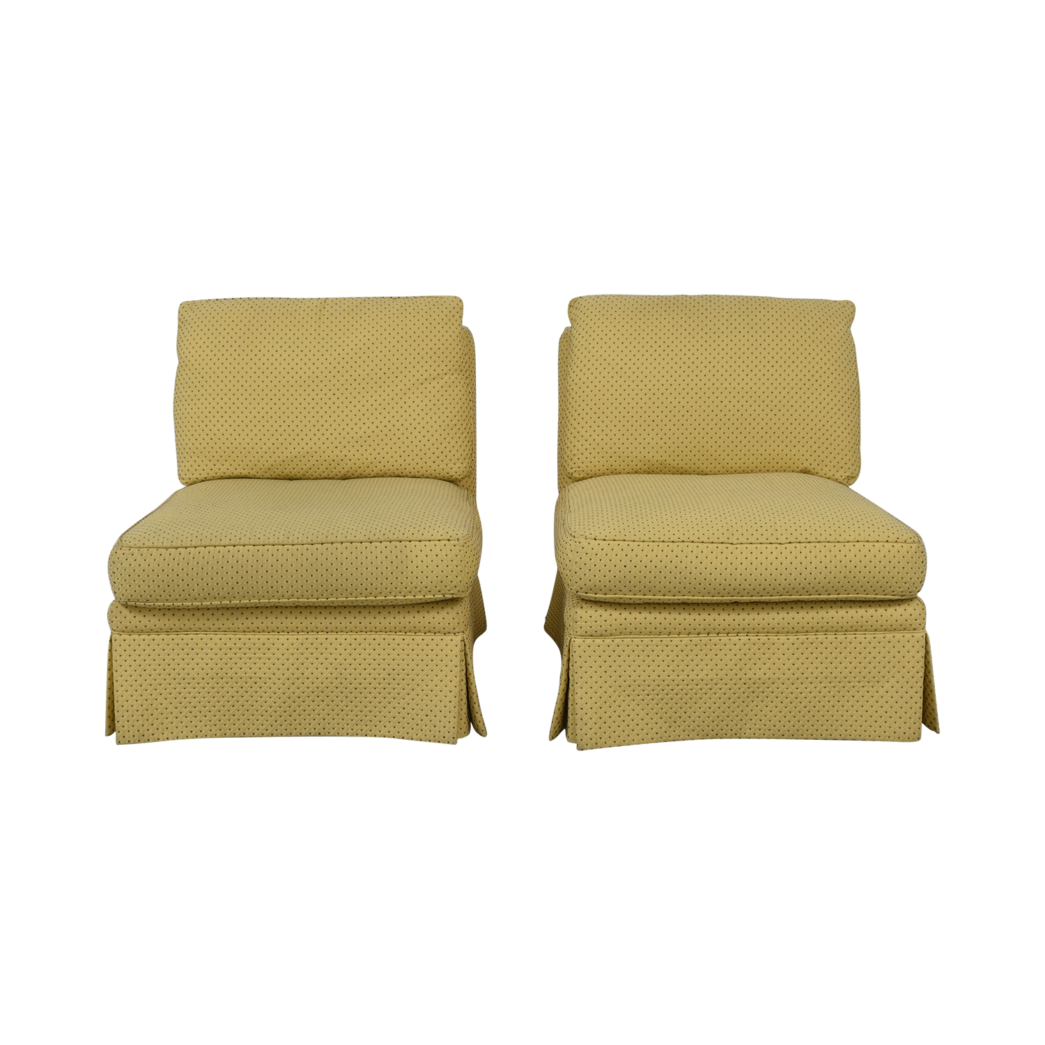 buy Sherrill Armless Side Accent Chairs Sherrill Furniture Accent Chairs