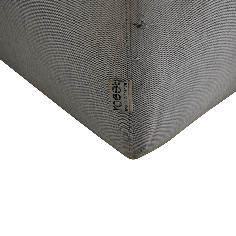Ligne Roset Ligne Roset Leather Top Sofa