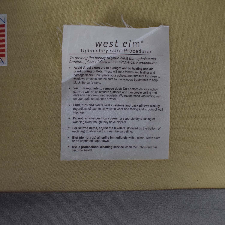 buy West Elm Henry Sofa West Elm Sofas