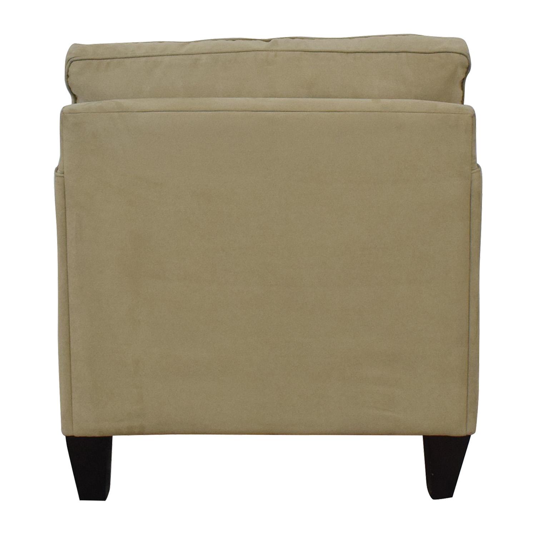 Bauhaus Furniture Bauhaus Furniture Suede Armchair used