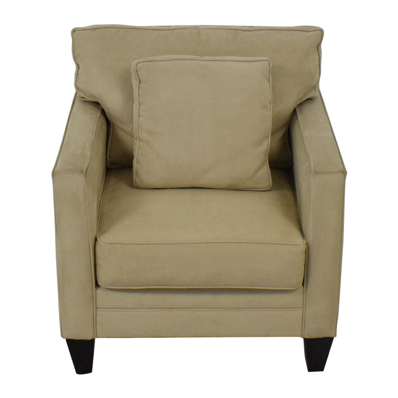 Bauhaus Furniture Bauhaus Furniture Suede Armchair discount