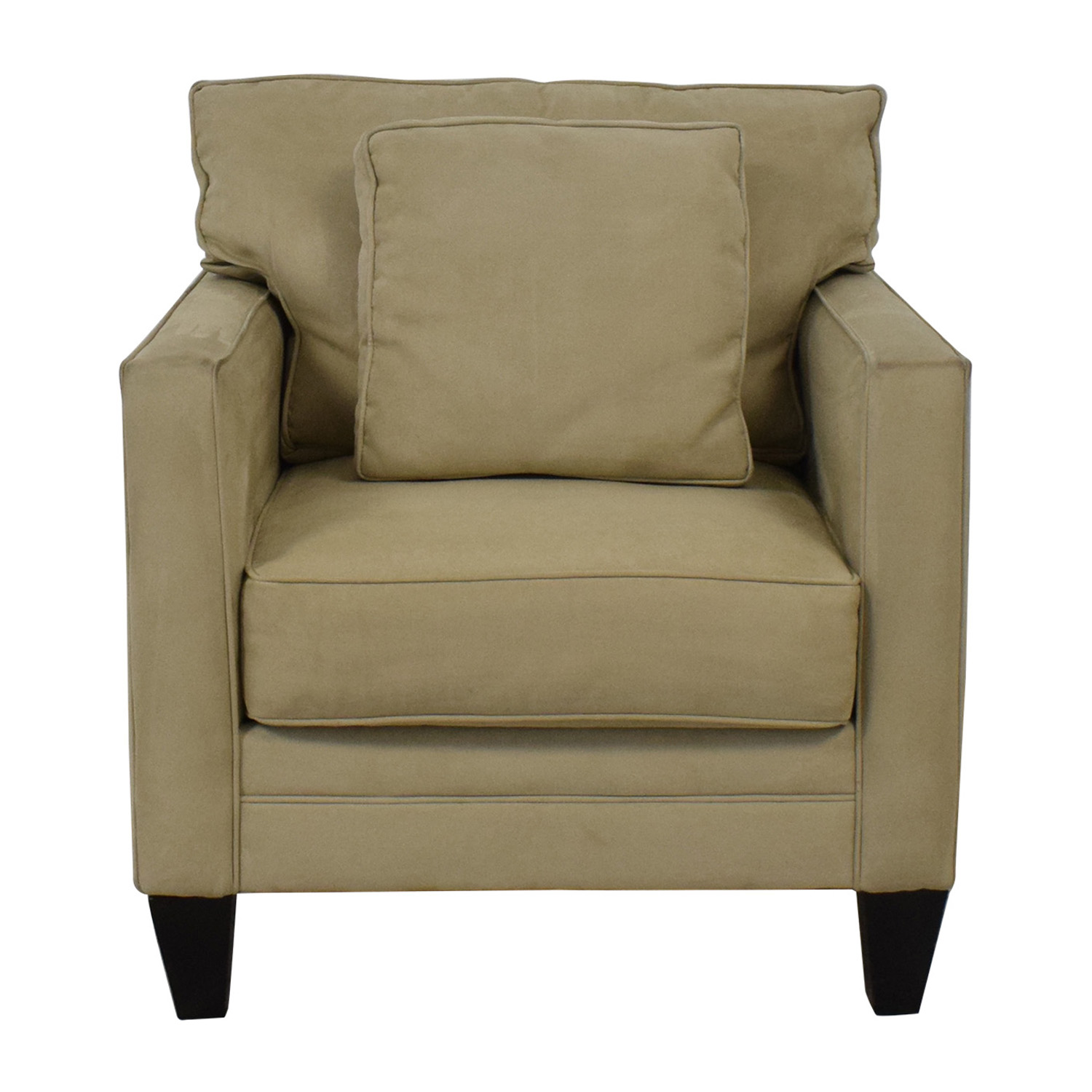 Bauhaus Furniture Bauhaus Furniture Suede Armchair discount