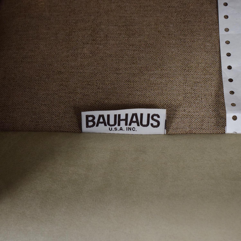 Bauhaus Furniture Bauhaus Furniture Suede Armchair for sale