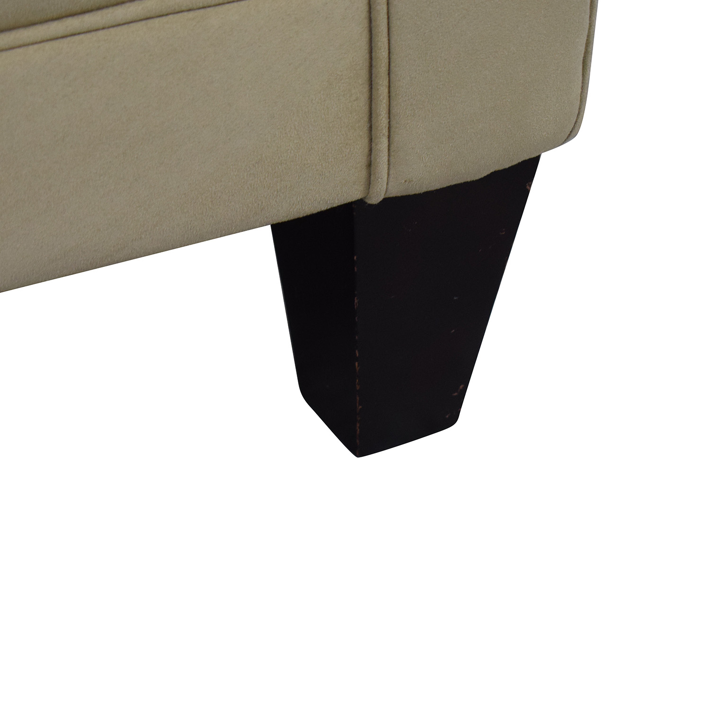 Bauhaus Furniture Bauhaus Furniture Suede Armchair Chairs