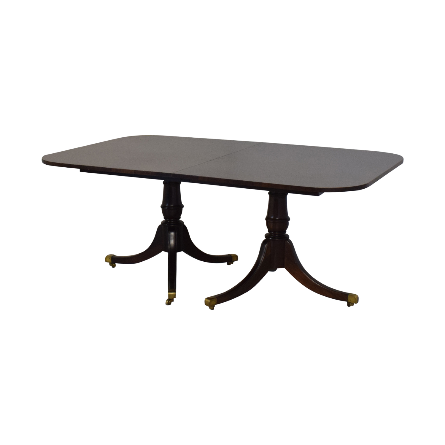 shop Hickory Chair Hickory Chair Extendable Dining Table online