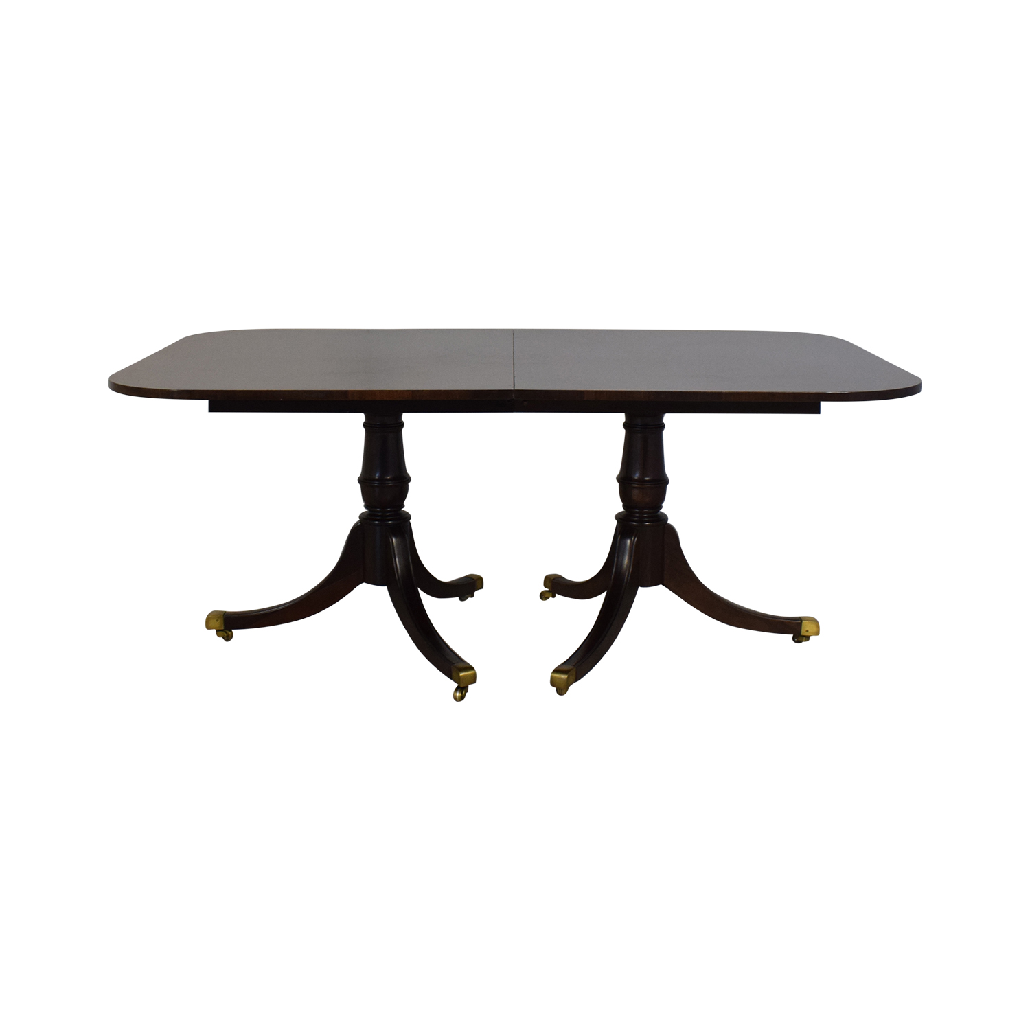 Hickory Chair Hickory Chair Extendable Dining Table Dinner Tables