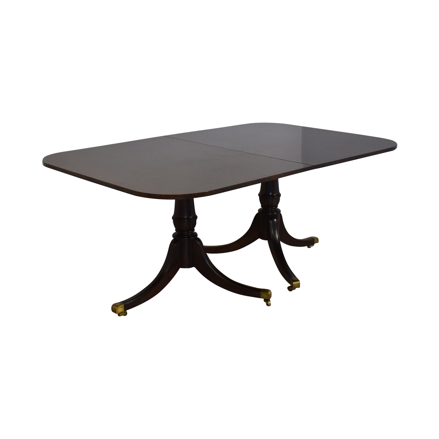 buy Hickory Chair Extendable Dining Table Hickory Chair Tables