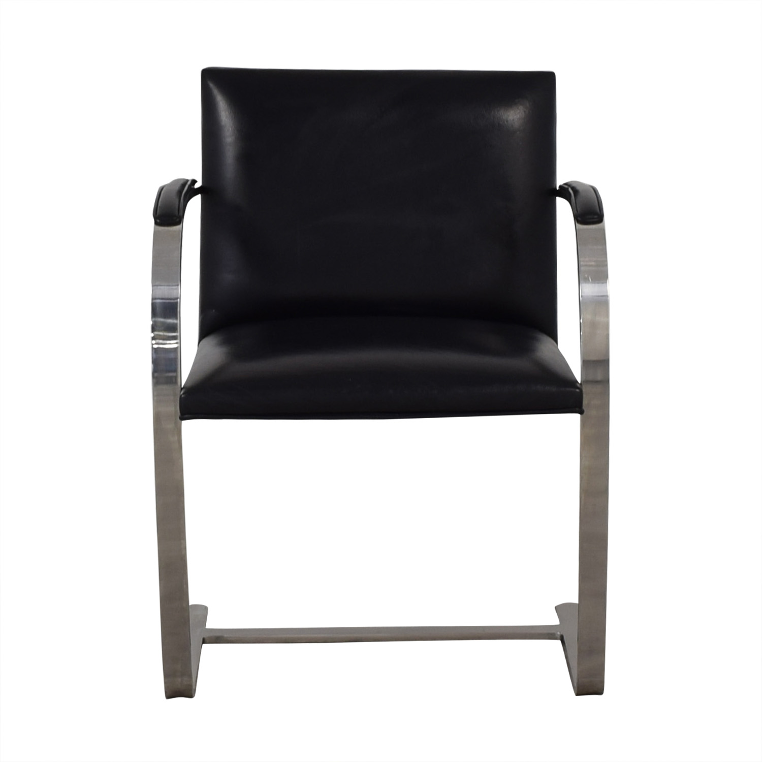 Knoll Knoll BRNO Chair used
