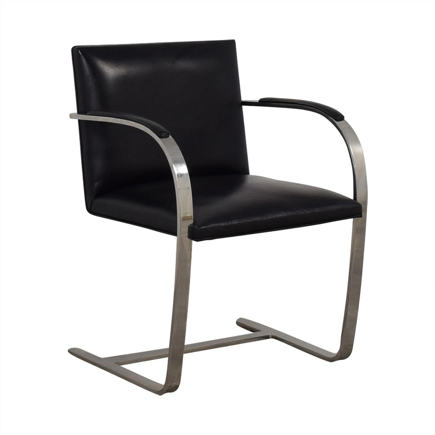 Knoll Knoll BRNO Chair black