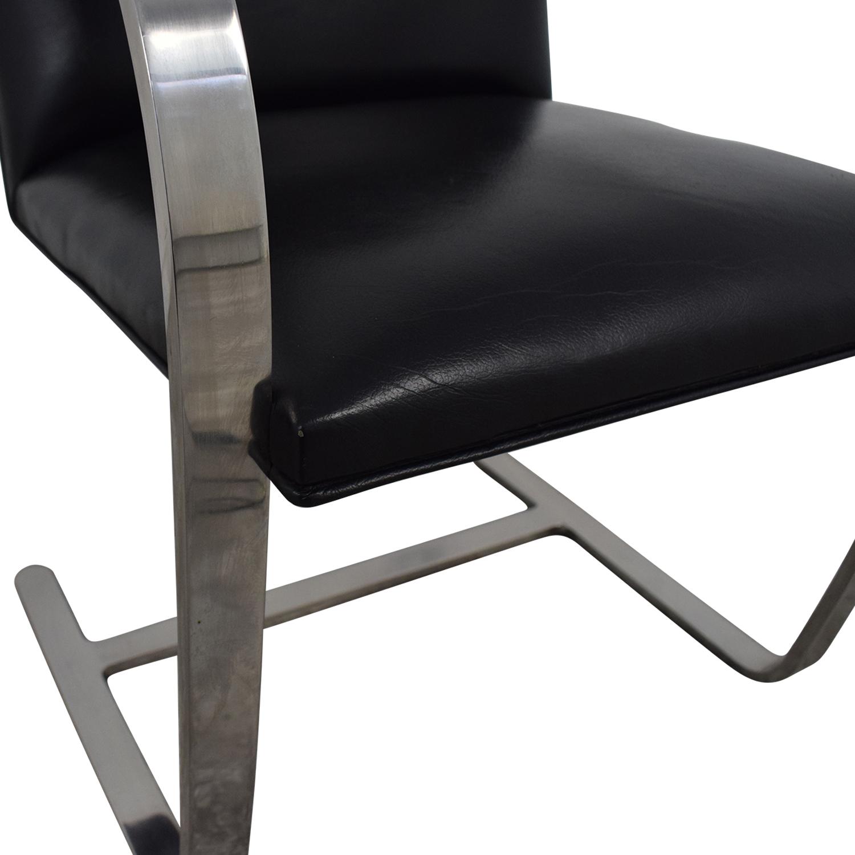 Knoll Knoll BRNO Chair used