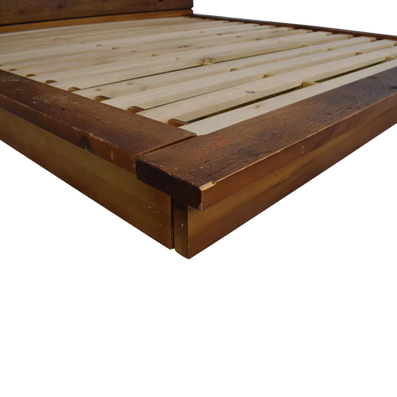 Sundance Sundance Richardson & Reeves Platform King Platform Bed Bed Frames