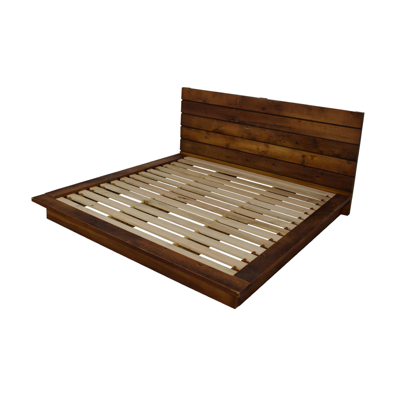 Sundance Sundance Richardson & Reeves Platform King Platform Bed for sale