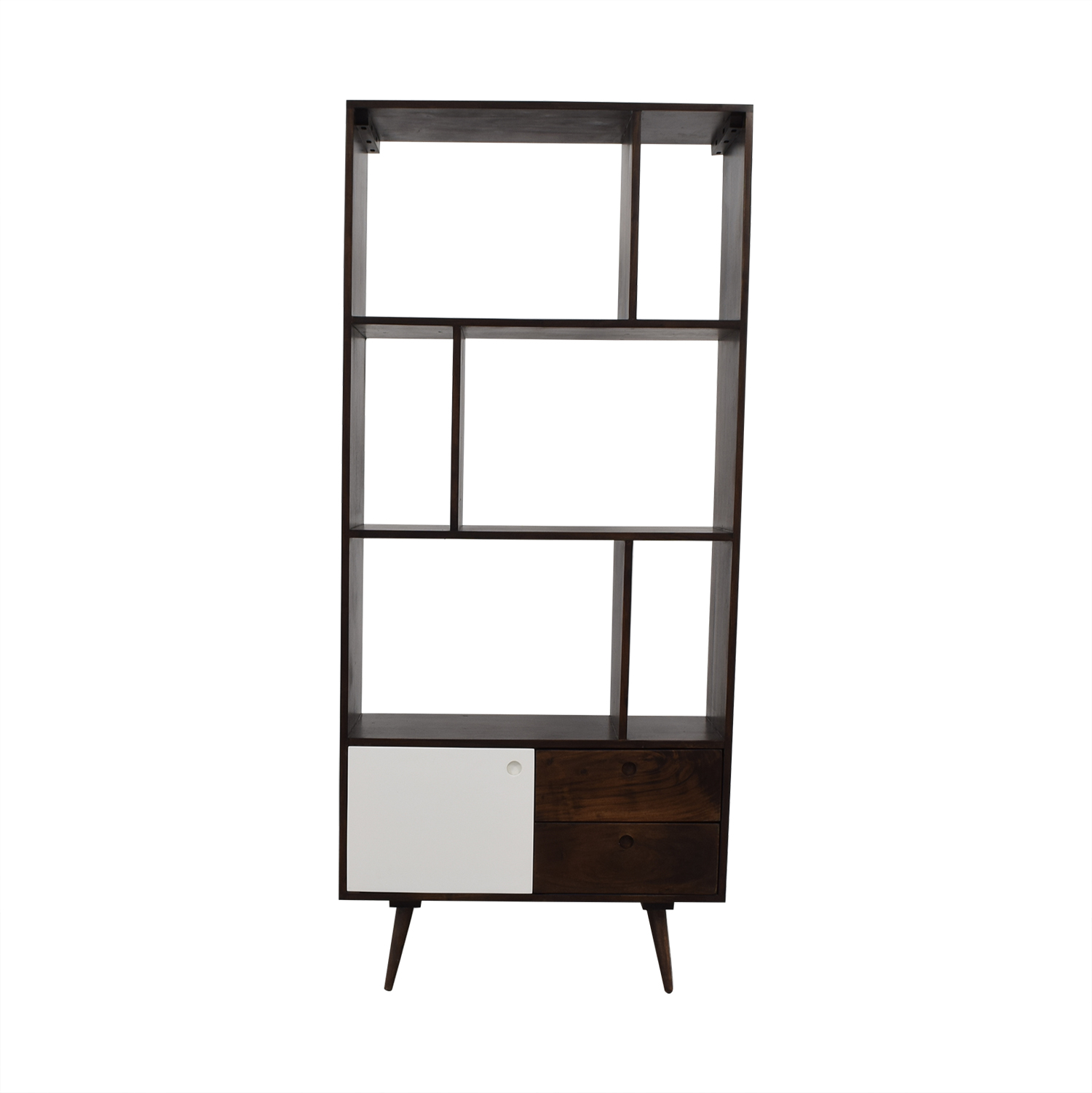 Mid-Century Modern Shelving Unit price